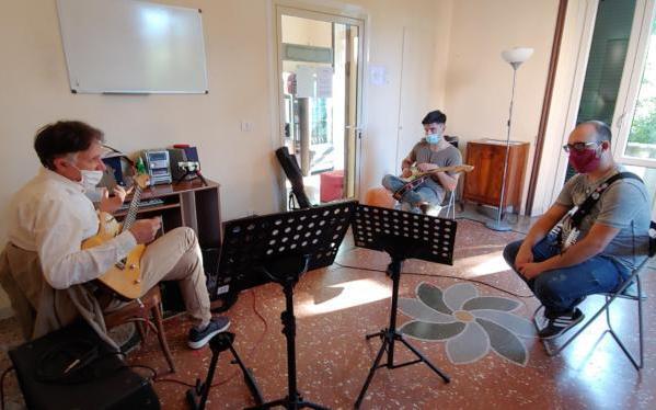 riapertura scuola di musica