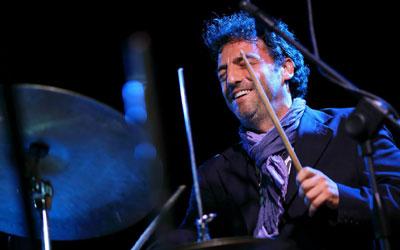 Amedeo Ariano lezioni di batteria jazz corsi professionali di batteria