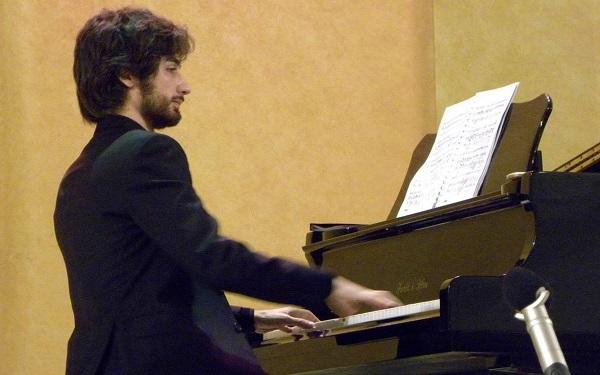 Claudio Galassi lezioni di pianoforte