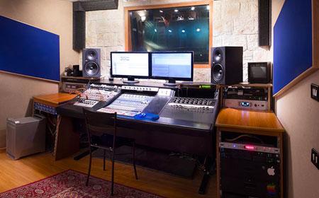 Legend Studio di registrazione corso per tecnici del suono