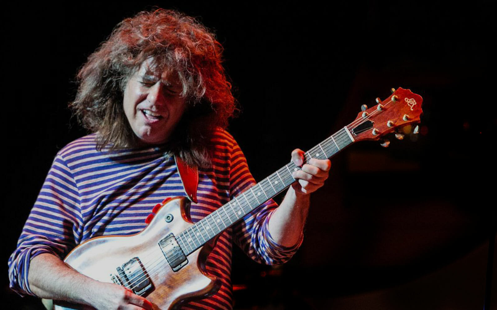 focus on pat metheny