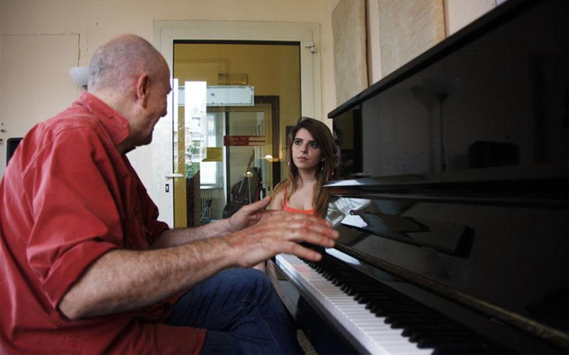 Lezione di Pianoforte con Ettore Gentile