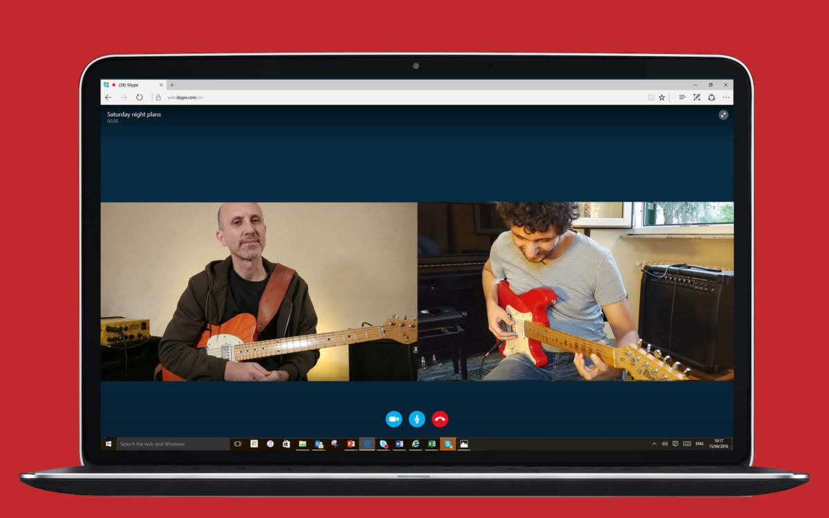 audizioni skype
