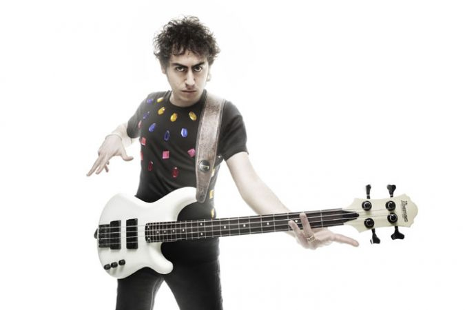 Valerio Combass basso pop rock studente allievo diplomato